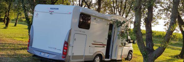 Accueil Camping-Caristes