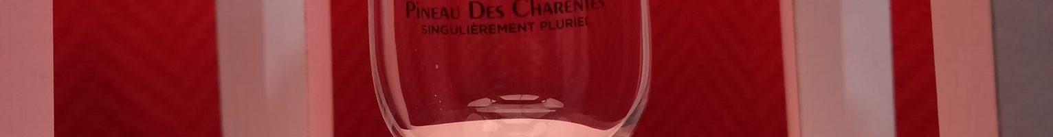 6 Verres Pineau des Charentes